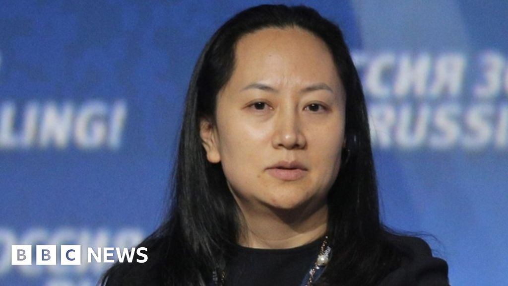 China urges US to 'clarify' Huawei arrest
