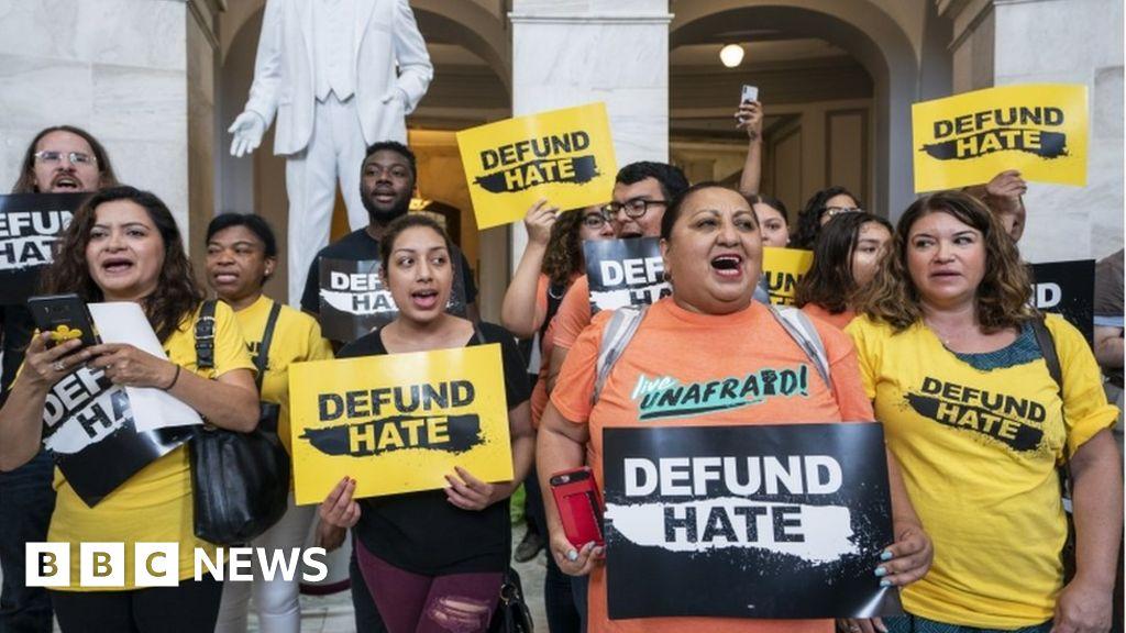 Senate rejects House border migrant aid bill