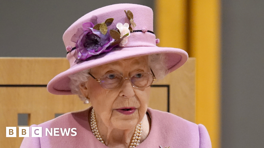 Senedd: Queen commends Wales' spirit during Covid pandemic