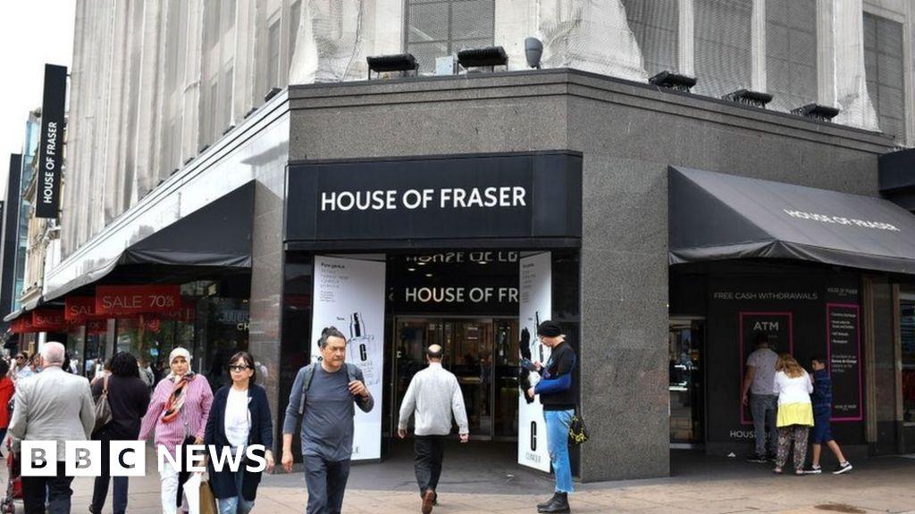 Ashley makes House of Fraser store promise