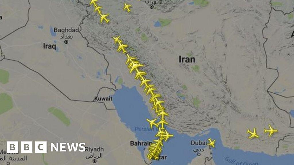 Qatar row: Calls for diplomatic talks to end Gulf crisis - BBC News