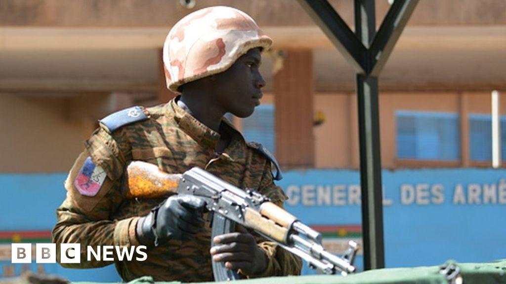 Attack on mining convoy kills 37 in Burkina Faso