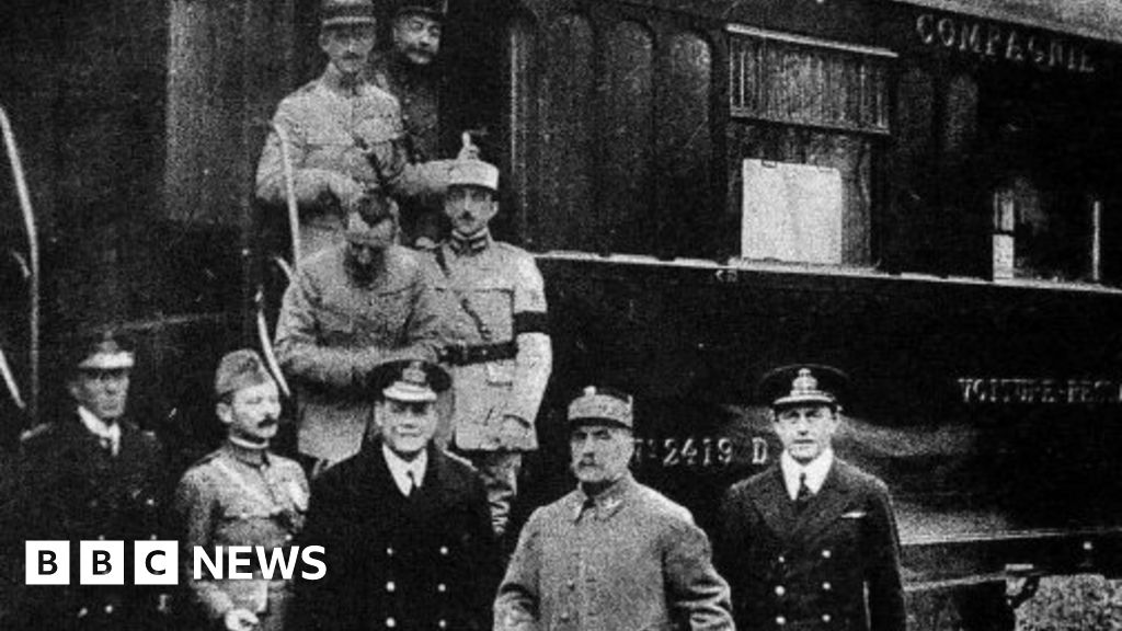 The letters that ended World War One