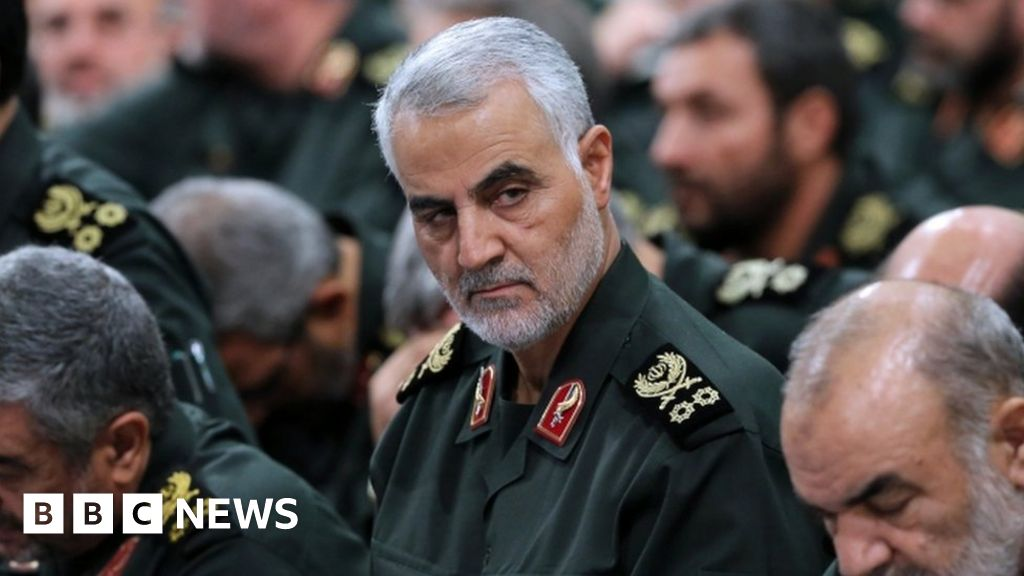 Qasem Soleimani: US kills Iran Quds Force leader, Pentagon confirms
