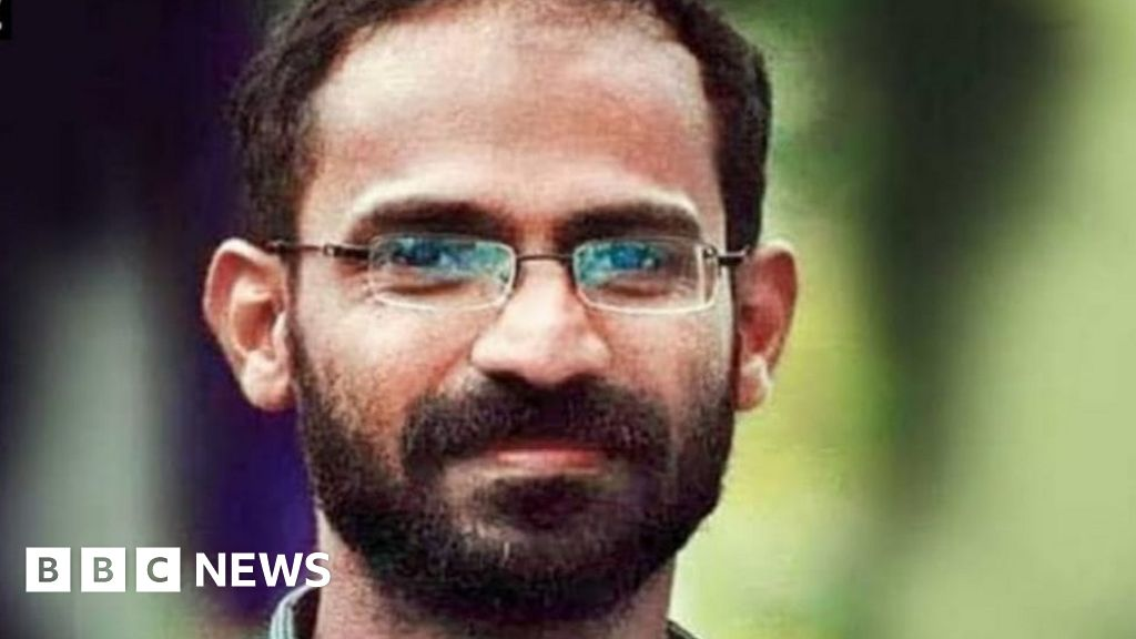 Sidhique Kappan: Jailed and 'tortured' for trying to report a rape