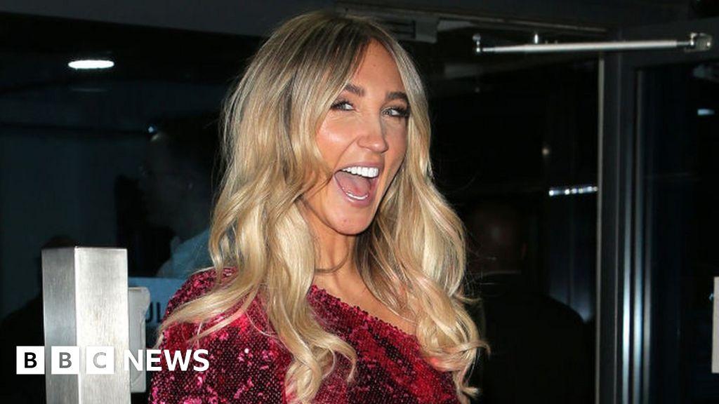 X Factor: Megan McKenna wins first celebrity series