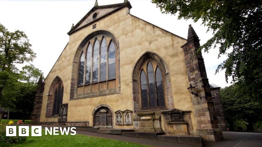 The 400-year-old church that inspired legends
