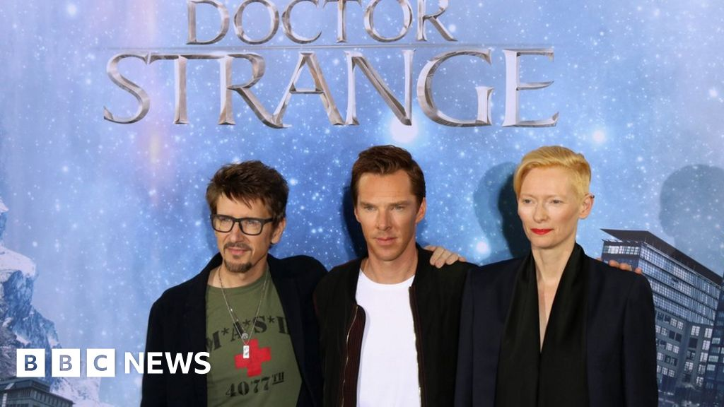 Doctor Strange director Scott Derrickson exits over 'creative differences' - BBC News