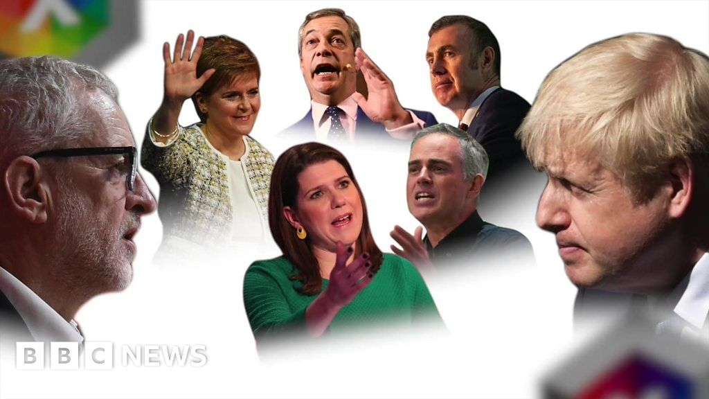 General election 2019: What happened in the election campaign?
