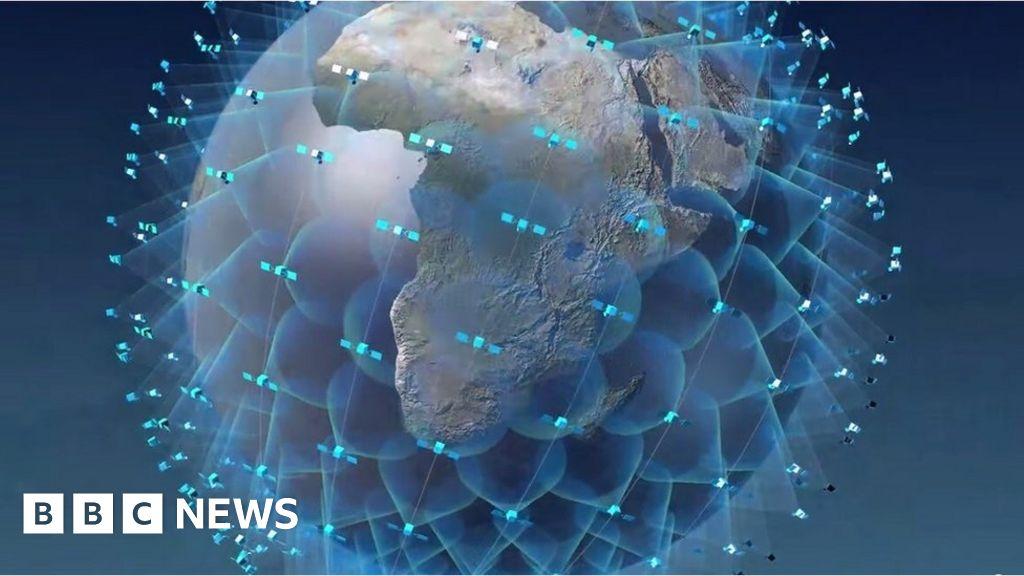 UK takes £400m stake in satellite firm OneWeb