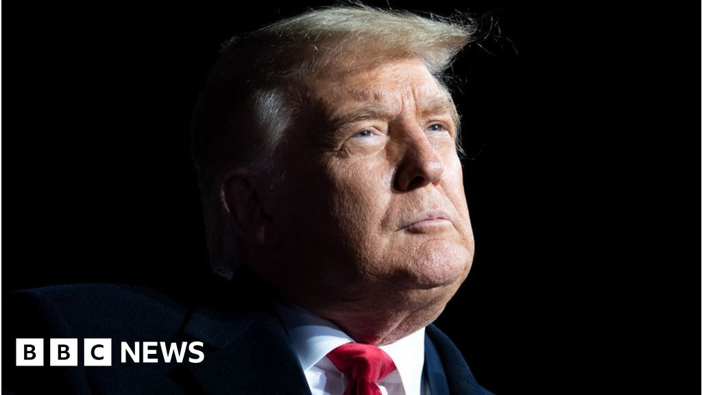 US election 2020: Trump is in the fight of his political life