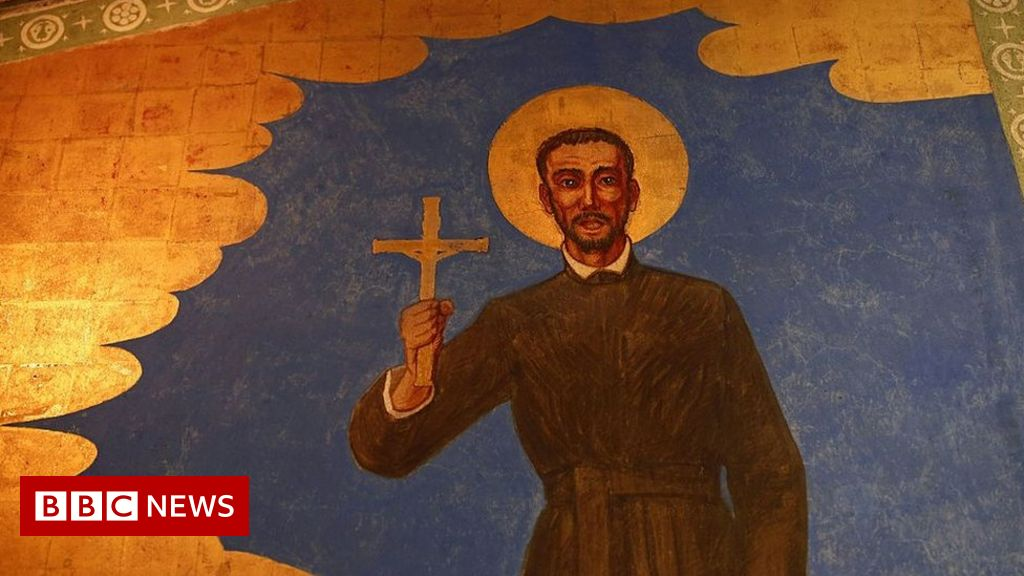 The Japanese Christians forced to trample on Christ - BBC News