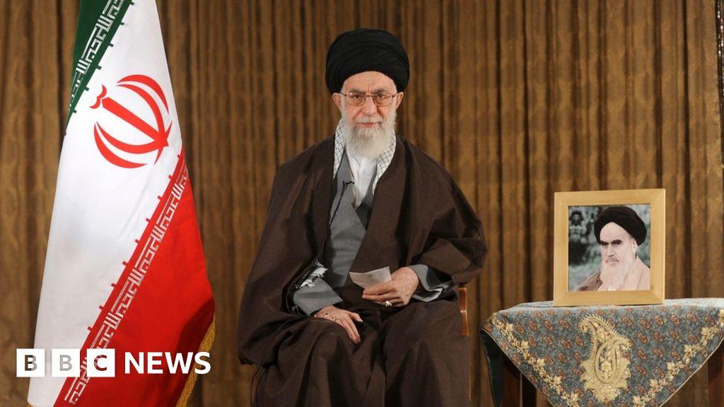 US undermining Iran's banks - Khamenei