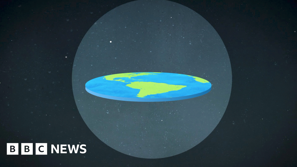 YouTube 'helps convince flat earth belief'