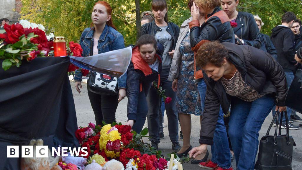 Horrific wounds for Crimea student victims