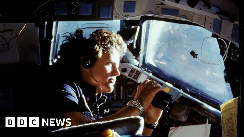 Kathy Sullivan: the woman who made history, in sea and space