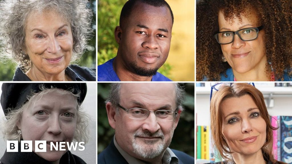 Booker Prize 2019 nominated authors