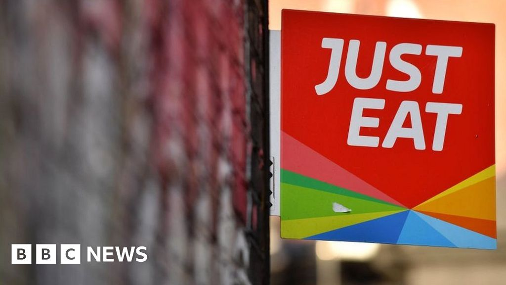 Uber-Deliveroo 'talks' hit Just Eat's share price