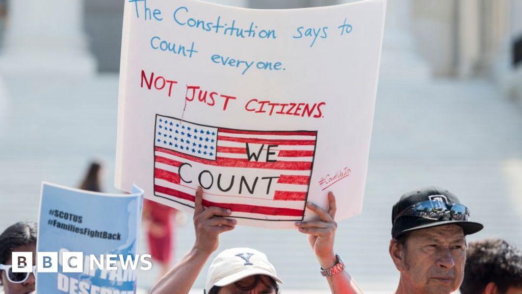 Trump vows to pursue citizenship census question thumbnail
