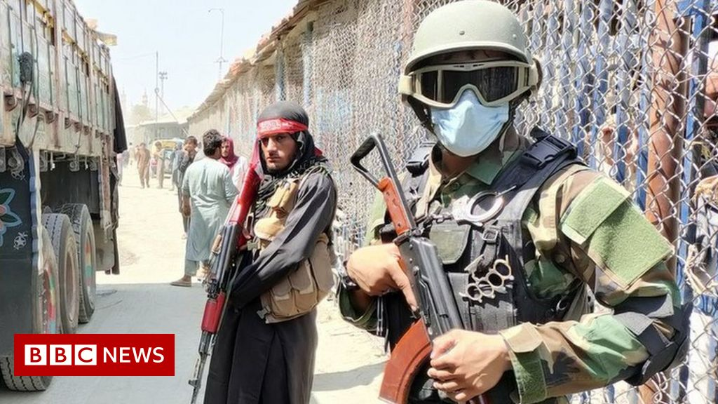 Afghanistan: What rise of Taliban means for Pakistan - BBC News