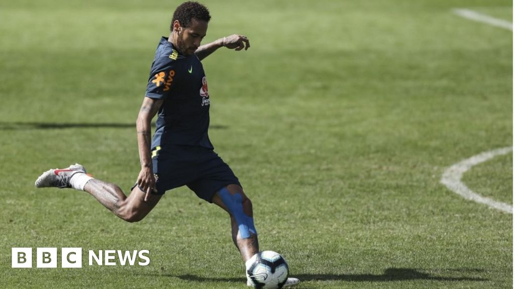 Neymar accused of sexual assault thumbnail