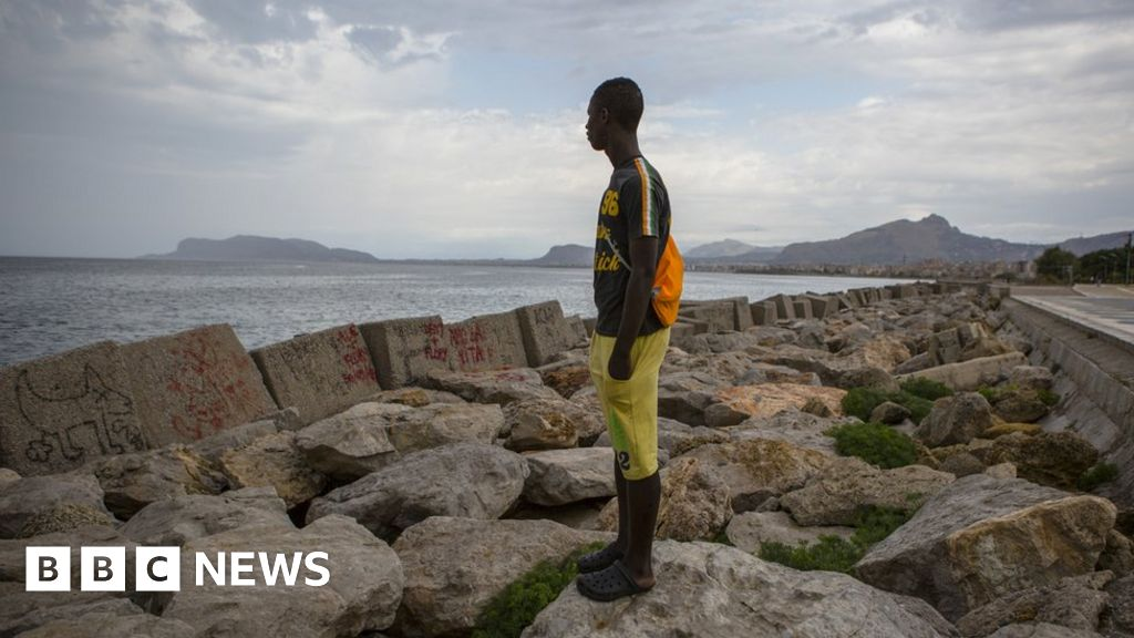 Letter from Africa: How this teenager risked all for a life in limbo