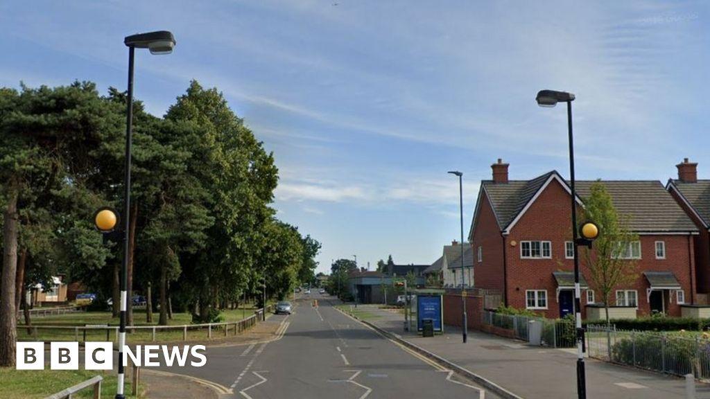 Teen arrested over 'close range' van shooting