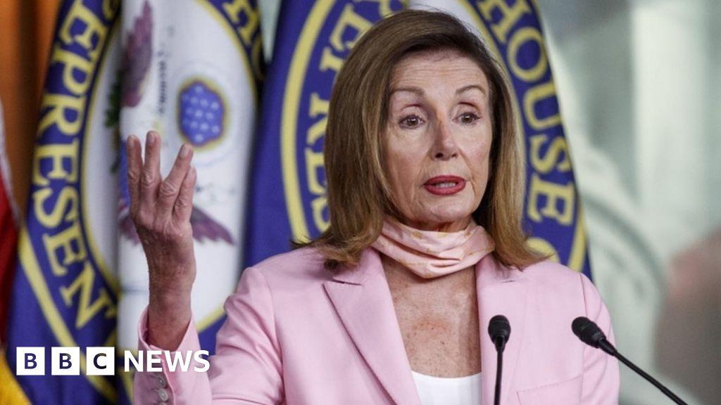 Coronavirus: Nancy Pelosi criticises Deborah Birx - BBC News