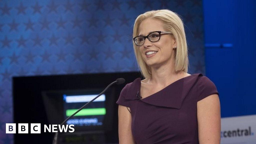 Democrat wins tight Arizona Senate race thumbnail