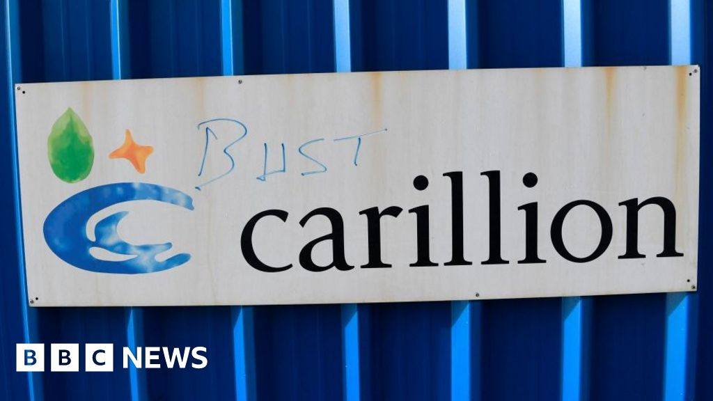 Carillion: The signals that the company was going bust