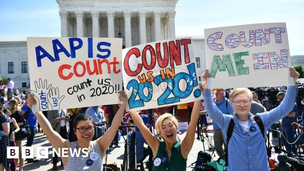 Trump drops plan for census citizenship question thumbnail