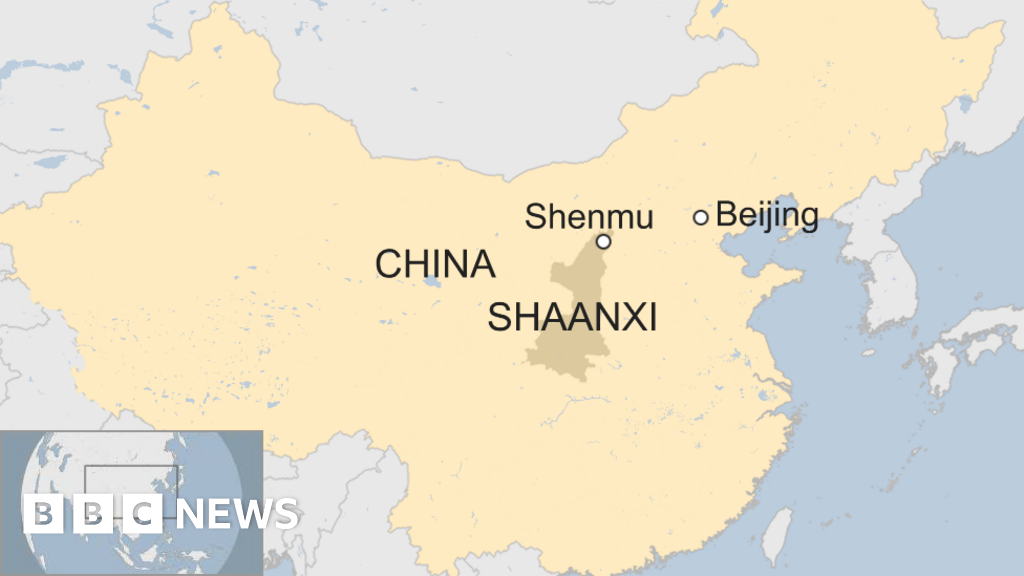 Chinese coal miners die in roof collapse