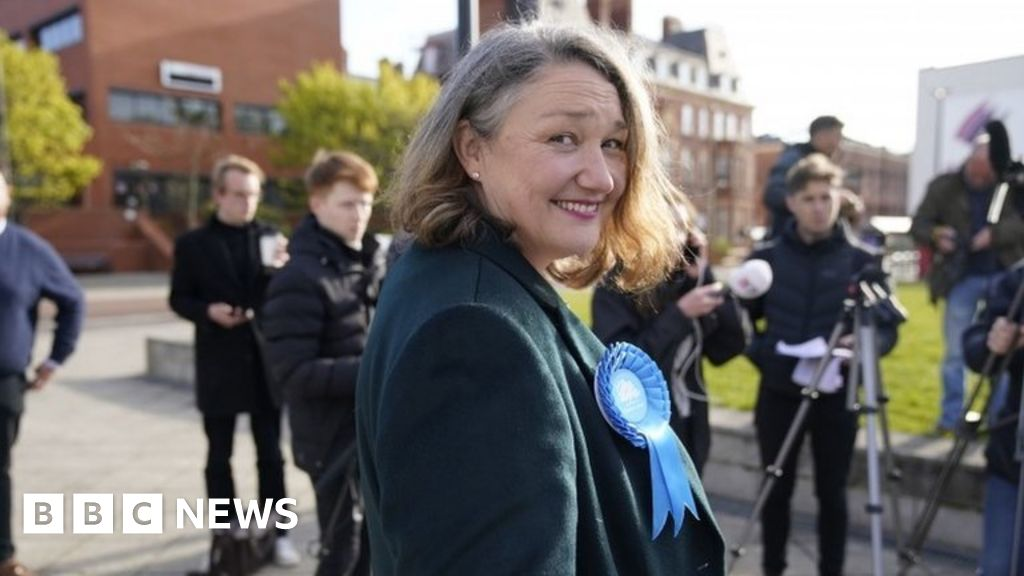 Elections 2021: Conservatives hail historic Labour defeat in Hartlepool by-election