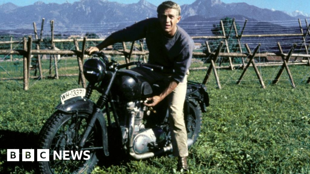 Image result for the great escape steve mcqueen