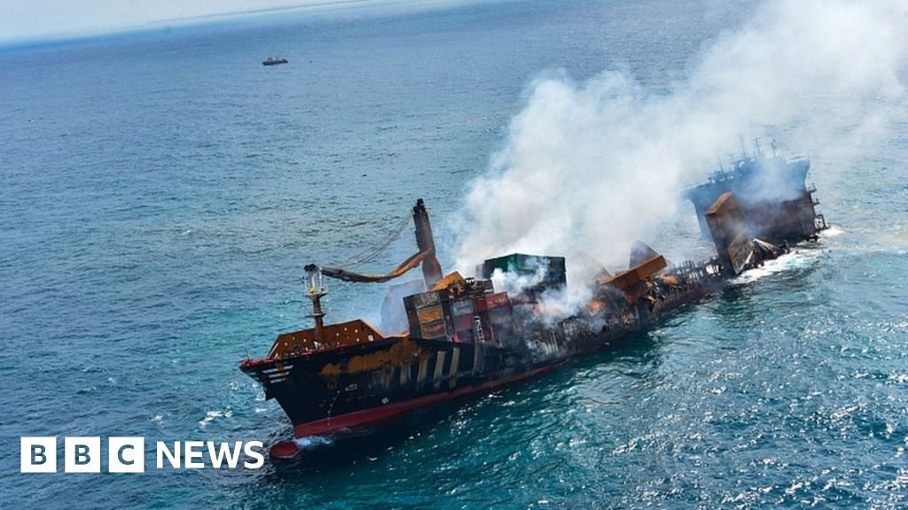 X-Press Pearl: The 'toxic ship' that caused an environmental disaster
