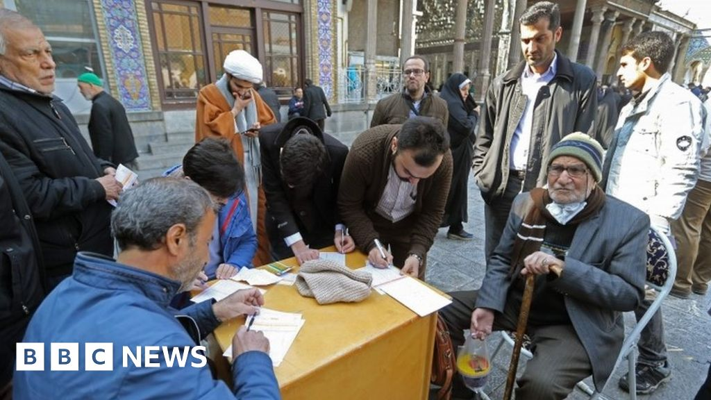 Iran-election: record-low turnout, but the hard reset for the win