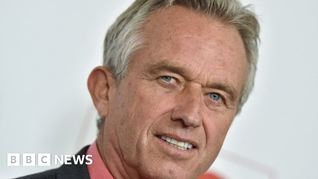 Instagram bans Robert F Kennedy Jr over Covid vaccine posts