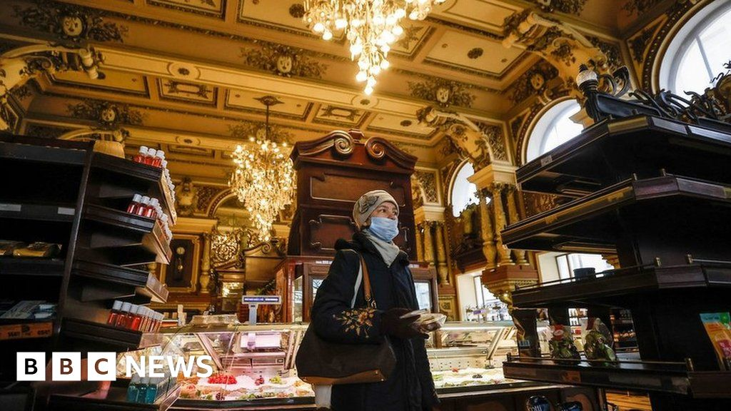 The Yeliseyevsky food hall in Moscow will close after 120 years