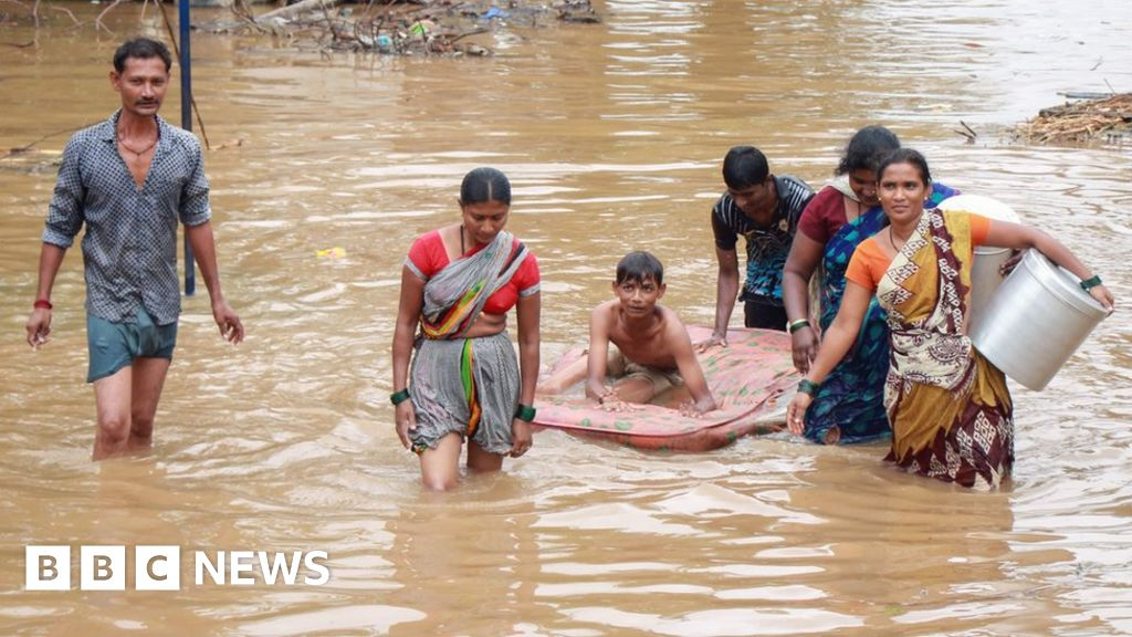 Death toll rises to 95 in India monsoon floods