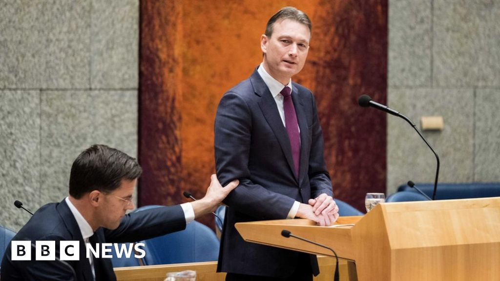 Dutch foreign minister quits over Putin lie