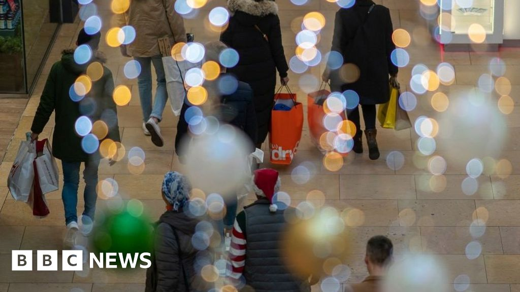 Black Friday steals Christmas shoppers