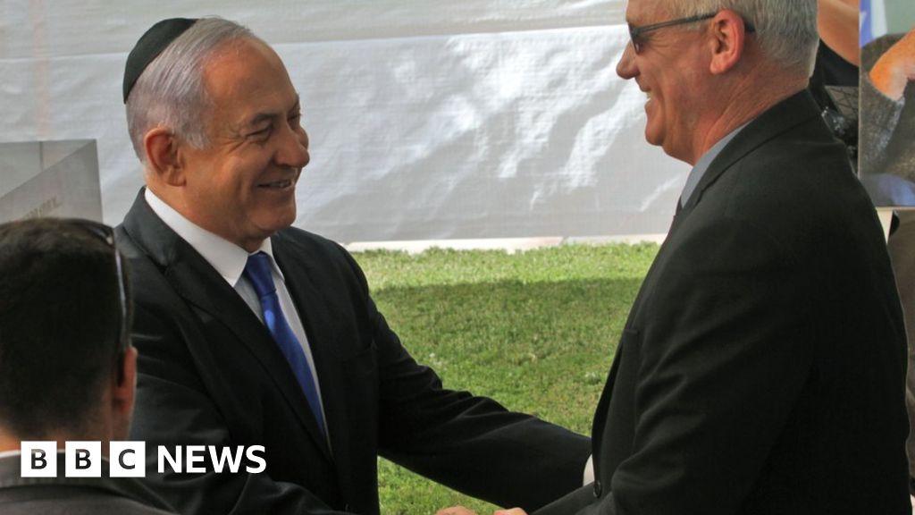 Netanyahu calls for Israeli unity government