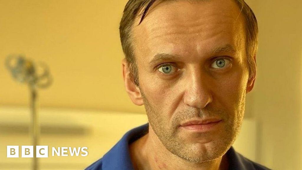 Alexei Navalny: How his team found Novichok bottle evidence in Tomsk