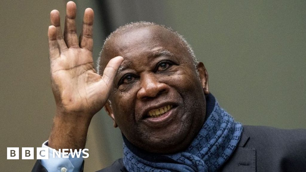 Former Ivorian President Gbagbo has returned home after the ICC acquittal