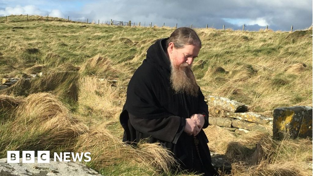 The monks who bought their own Scottish island