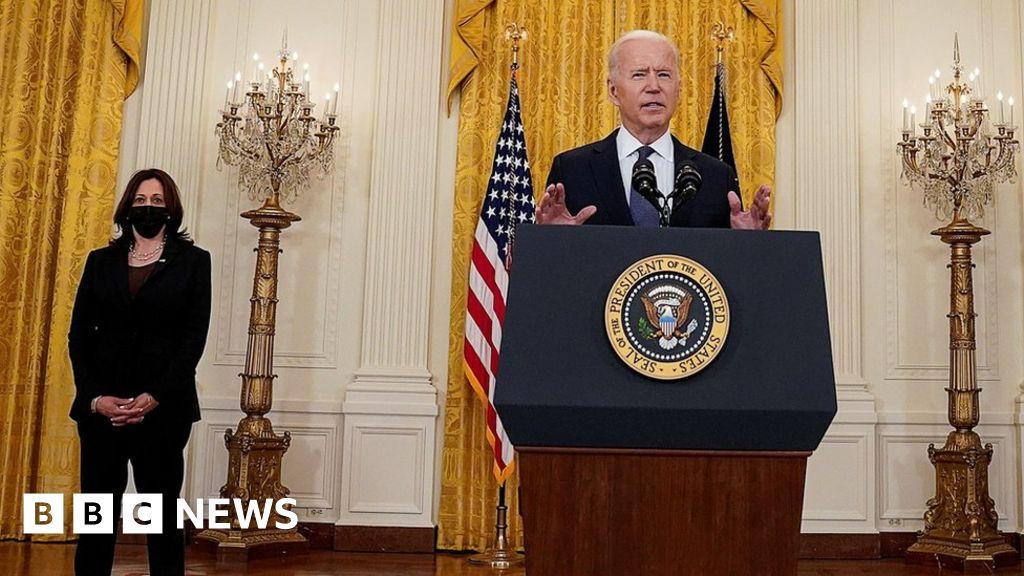 Biden denies benefits are holding back job-seekers