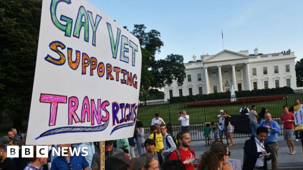 Trump signs new transgender military ban