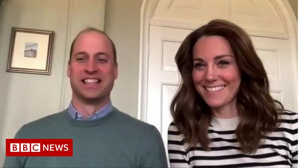 Coronavirus: How William and Kate dealing with lockdown be?