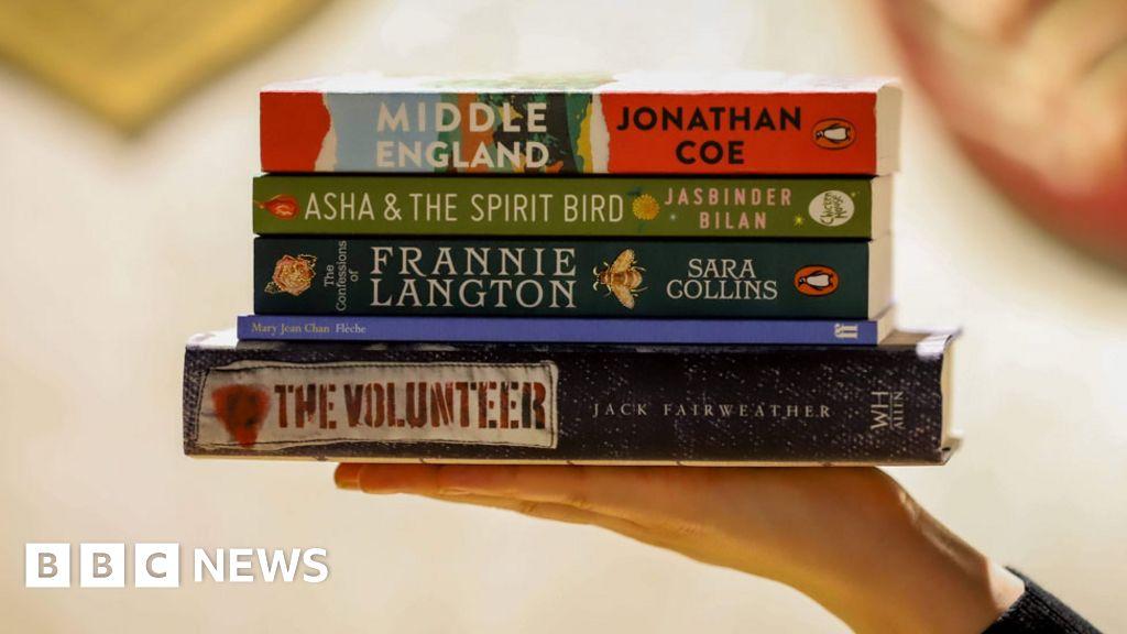 Jonathan Coe is a British EU-exit-topics-novel Costa Book Award winner