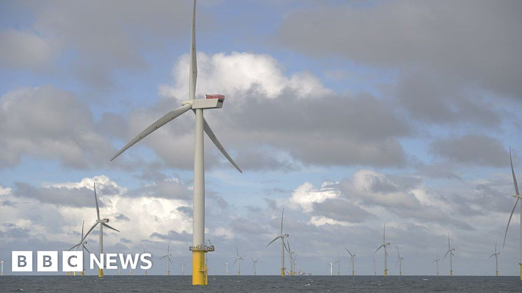 bbc.co.uk - Wind farm compensation 'sounds like bribery' - BBC News